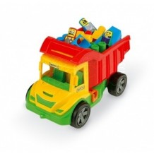 Multi Truck грузовик с конструктором 39221