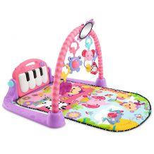 Килимок ігровий центр «Піаніно» рожевий, Fisher-Price, BMH48