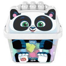 "Конструктор Mega Bloks ""Веселая панда"", GCT46 / GFH47"