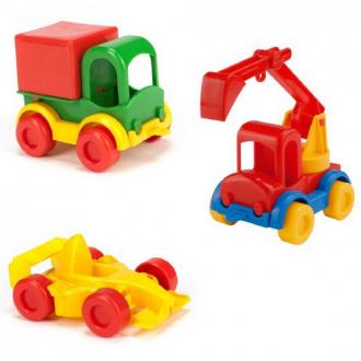 Машинка Kid Car Wader в ас., 39244