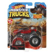 "Машина-позашляховик Dodge Chardger R/T Hot Wheels серії ""Monster Trucks"" Hot Wheels, FYJ44 / GBT31"