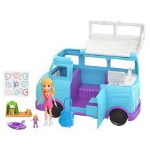"""Игровий набір Polly Pocket """"Дім на колесах"""", Mattel, FTP74"""