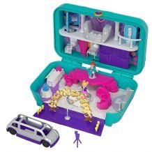 """Ігровий набір Polly Pocket """"Танцювальна вечірка"""", Mattel, FRY41"""