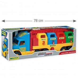 Super Truck сміттєвоз 36530