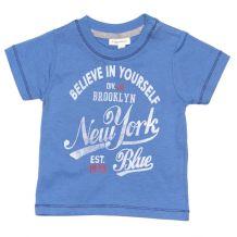 Синя футболка з принтом для хлопчика, OVS kids, 2405888
