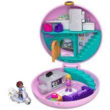 """Ігровий набір Polly Pocket """"Піжамна вечірка"""", Mattel, FRY35/GDK82"""