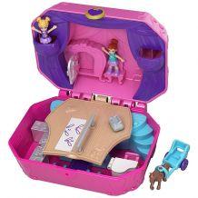 """Ігровий набір Polly Pocket """"Зірка танцполу"""", Mattel, FRY35/GCJ88"""