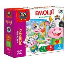 """Гра настільна магнітна """"Емоції"""", Vladi Toys, VT5422-05"""