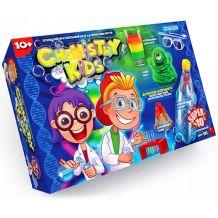 """Набір для проведення дослідів """"Магічні експерименти"""" серія Chemistry Kids, Danko Toys, CHK-01-01"""