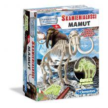"""Ігровий набір """"Скам'янілості Мамонт"""", Clementoni, 60890"""