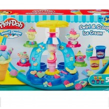 Ігровий набір Play-Doh Фабрика Морозива, B0306