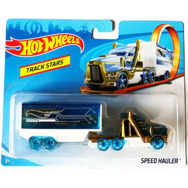 Вантажівка-трейлер Speed Hauler, BFM60/BFM71