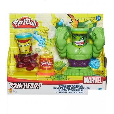 Игровой набор Play-Doh Битва Халка, B0308