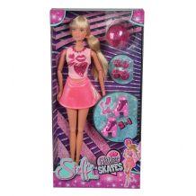 Кукла Штеффи на роликах, Simba, 5733268