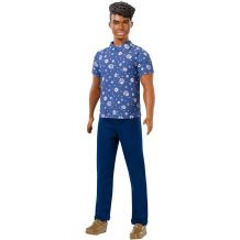 Кукла Barbie Кен Модник Broad with Black Hair, DWK44 / FXL61