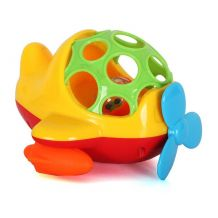 """Іграшка - брязкальце """"Літачок"""", BamBam, 411149"""