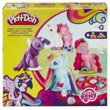"""Игровой набор Play-Doh """"Создай любимую пони"""", B0009"""