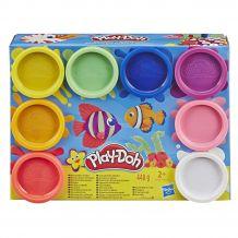 """Игровой набор Play Doh """"Радуга"""" 8шт, Hasbro, E5044 / Е5062"""