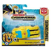 "Трансформер Кібервсесвіт ""Bumblebee "", Hasbro, E3522/E3523"