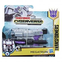 "Трансформер Кибервсесвит ""Megatron"", Hasbro, E3522 / E3528"
