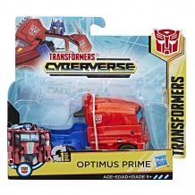 "Трансформер Кибервсесвит ""Optimus Prime"", Hasbro, E3522 / E3526"