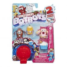 Набір Transformers Botbots Солодка банда сюрприз, E3486/E4137