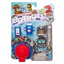 Набір Transformers Botbots Банда техекспертів сюрприз, E3486/E4138