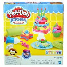 Ігровий набір для випічки Play-Doh, B9741