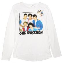 Лонгслів One Direction для дівчинки, OVS kids, 5511361
