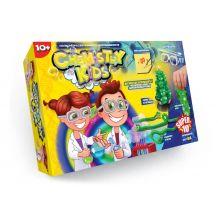 """Набір для проведення дослідів Danko Toys """"Chemistry Kids"""", CHK-01-04"""