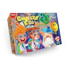 Набір для проведення дослідів Danko Toys Chemistry Kids, CHK-01-03