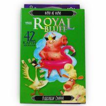 Карткова гра «The ROYAL BLUFF», Danko Toys, RBL-01-02U
