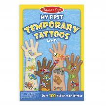 """Творчий набір """"Мої перші тимсасові татуювання"""", Melissa&Doug, 18045"""