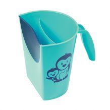Кружка для мытья головы синяя, 242