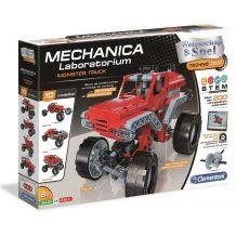 Конструктор з серії Лабораторія механіки - Monster Truck, Сlementoni, 50062