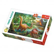 """Пазл Trefl """"Динозаври, 60 ел, 17319"""