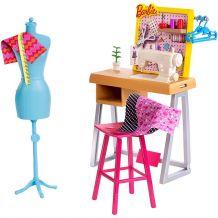 Набор мебели Барби карьера - Студия Дизайна, FJB25 / FXP10