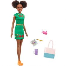 "Кукла Barbie Nikki из серии ""Путешествия"", Mattel, GBH92"
