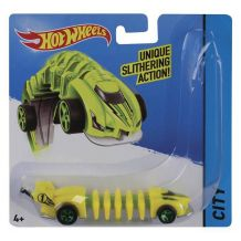 Машинка мутант Flexforce Hot Wheels, BBY78 / BBY90
