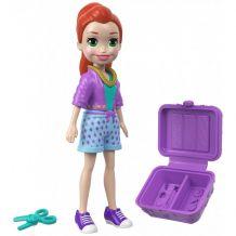 """Ігровий набір Polly Pocket """"Лайла з аксесуаром"""", Mattel, FTP67/FTP71"""