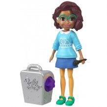 """Ігровий набір Polly Pocket """"Шані з аксесуаром"""", Mattel, FTP67/FTP70"""