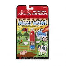"""Чарівна водна розмальовка """"На фермі"""", Melissa&Doug, 9232"""