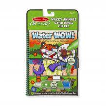 """Чарівна водна розмальовка """"Кумедні тварини"""", Melissa&Doug, 9464"""