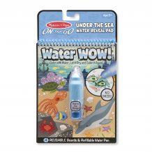 """Чарівна водна розмальовка """"Підводний світ"""", Melissa&Doug, 9445"""