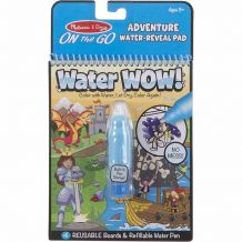 "Чарівна водна розмальовка ""Пригоди"", Melissa&Doug, 9317"