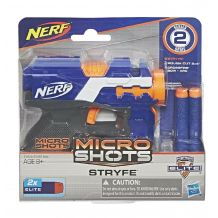 Бластер Nerf MicroShots Stryfe, Hasbro, E1624