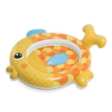"Дитячий надувний басейн ""Золота рибка"", Intex, 57111"