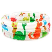 "Дитячий надувний басейн ""Динозаврики"", Intex, 57106"