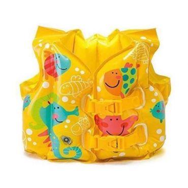 """Надувний жилет """"Рибки"""" для плавання 3-5 років, Intex, 59661"""