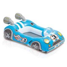 """Надувний човник """"Машинка"""" 3-6років, Intex, 59380"""